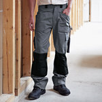 Grafted Duo-Tone Trousers