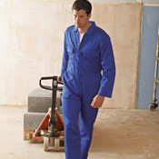 Club Work PolyCotton Coverall (PW200)