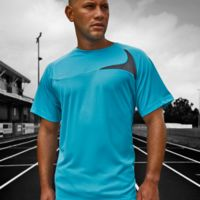 Spiro Mens Dash Training Shirt Thumbnail