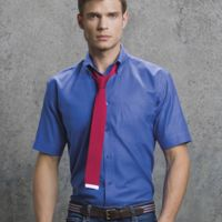 Men's Workwear Oxford Short Sleeve Shirt Thumbnail
