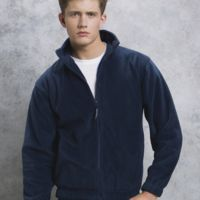 Men's Full Zip Active Fleece Thumbnail