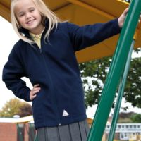 Core Children's Micron Fleece Jacket Thumbnail