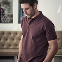 Tee Jays Mens Luxury Stretch Polo Thumbnail
