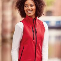 Russell Lds Soft Shell Gilet Thumbnail