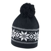 Result Fair Isle Knitted Hat Thumbnail