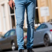 So Denim Mens Max Slim Jeans Thumbnail