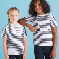 SF Minni Kids Striped T-Shirt Thumbnail